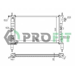Radiaator PROFIT PR 5050A2