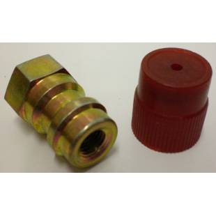 QUICK COUPLER FOR COMMERCIAL TANK ROBINAIR 5117226