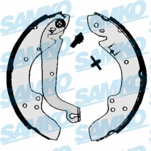 Piduriklotsid SAMKO 80930