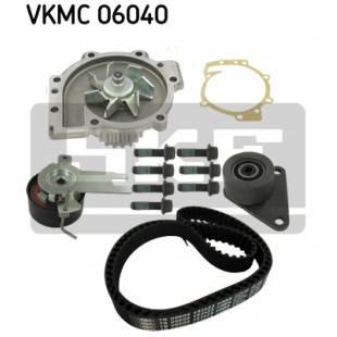 Hammasrihma komplekt koos veepumbaga SKF VKMC 06040