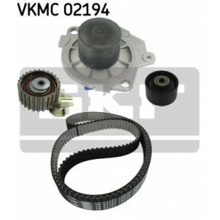 Hammasrihma komplekt koos veepumbaga SKF VKMC 02194