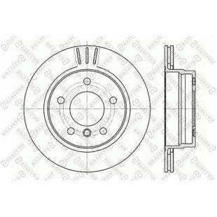 Piduriketas STELLOX 6020-1535VK-SX