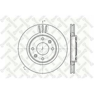 Piduriketas STELLOX 6020-1929VK-SX