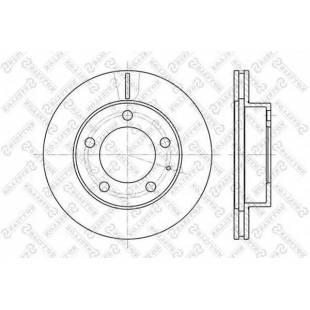 Piduriketas STELLOX 6020-1103V-SX