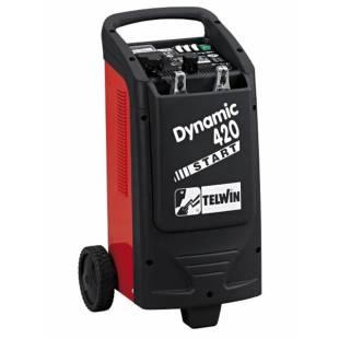 Akulaadija – starter traditsiooniline DYNAMIC 420 START 12-24V TELWIN 829382