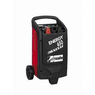 Akulaadija – starter traditsiooniline ENERGY 650 START 12-24V TELWIN 829385