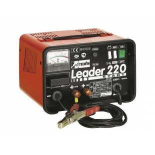 Starter-charger LEADER 220 START 12-24V TELWIN 807539