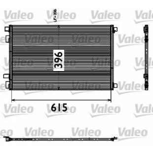 Kondenser VALEO 817608