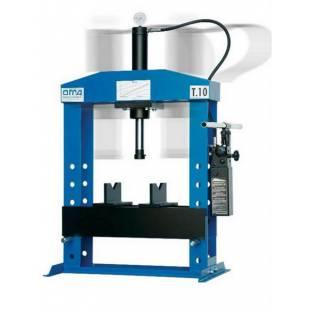 Hidraulc press 10 t (OMA 650B) WERTHER INTERNATIONAL T3371