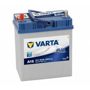 Battery VARTA A15 40Ah 330A 187x127x227