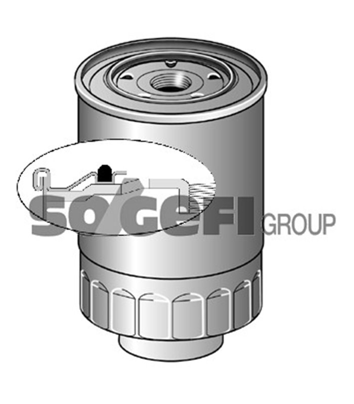 10 Micron Inline Fuel Filter
