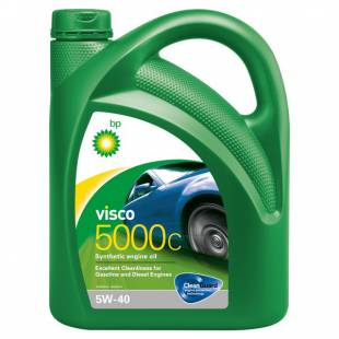 Mootoriõli BP 5W40 VISCO 5000 C 5L