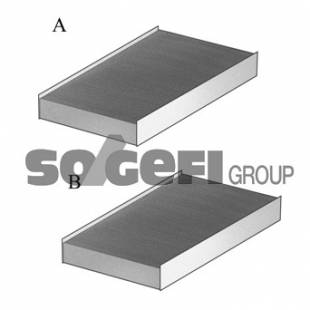 Cabin air Filter FRAM CFA11815-2