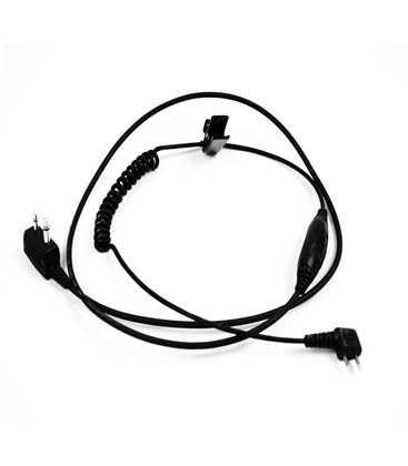 3M 3M™ PELTOR™ Hunting cable with PTT and microphone J22 straight TAMT06