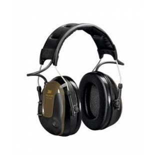 3M 3M™ PELTOR™ ProTac™ Hunter Headset, green, headband MT13H222A