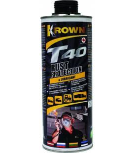 KROWN T40 RUST PROTECTION KORROSIOONIKAITSE 1L T40-1