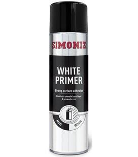 SIMONIZ PRIMER VALGE KRUNTVÄRV 500ML/AE SIMP12B