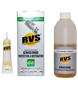 RVS ENGINE PROTECTION & RESTORATION G6, BENSIINIMOOTORILE RVSG6