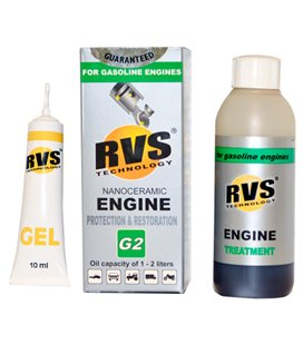 RVS ENGINE PROTECTION & RESTORATION G2, BENSIINIMOOTORILE RVSG2