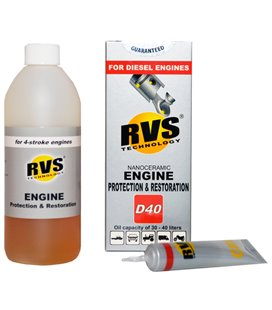 RVS ENGINE PROTECTION & RESTORATION D40, DIISELMOOTORILE RVSD40