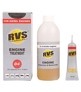 RVS ENGINE PROTECTION & RESTORATION D4, DIISELMOOTORILE RVSD4