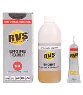 RVS ENGINE PROTECTION & RESTORATION D4, DIISELMOOTORILE RVSD4