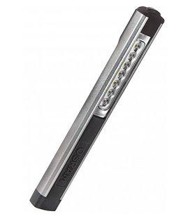 KANDELAMP PRO PENLIGHT 150LM+UVA 6LED LAETAV USB-DC/AC OSRAM