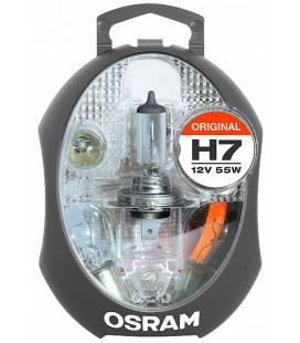 Lamp IDE VARUKOMPLEKT H7 12V ORIGINAL OSRAM
