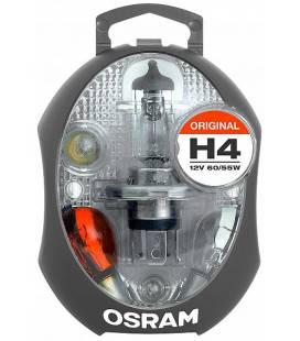 Lamp IDE VARUKOMPLEKT H4 12V ORIGINAL OSRAM