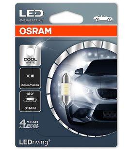 Lamp LED (C5W) 0,5W 12V SV8,5-8 31MM 6000K BLISTER-1TK OSRAM