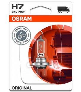 Lamp H7 70W 24V PX26D ORIGINAL BLISTER-1TK OSRAM