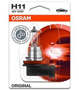 Lamp H11 55W 12V PGJ19-2 ORIGINAL BLISTER-1TK OSRAM
