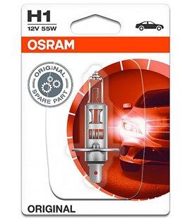 Lamp H1 55W 12V P14,5S ORIGINAL BLISTER-1TK OSRAM