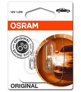 Lamp 1,2W12VW2X4,6D ORIGINAL BLISTER-2TK OSRAM