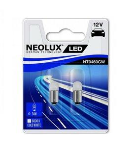 PIRN LED (T4W) 0,5W 12V BA9S 6000K BLISTER-2TK NEOLUX NT0460