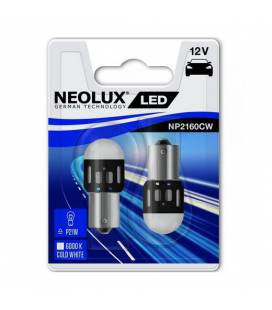 PIRN LED (P21W) 1,2W 12V BA15S BLISTER-2TK NEOLUX NP2160