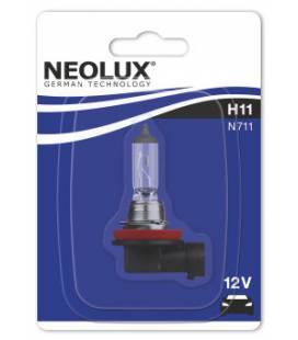 PIRN H11 55W 12V PGJ19-2 BLISTER-1TK NEOLUX N711-01B