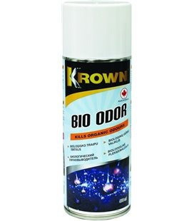 KROWN BIO ODOR HALVA LÕHNA EEMALDI 400ML/AE MC88-400