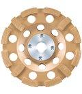 Abrasive sanding discs for stone