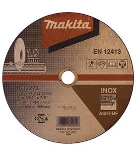 LÕIKKEKETAS 230X1,9 MM RST/ METALL MAKITA MAKB-12273