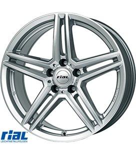 RIAL M10 7,0X16, 5X112/38 (66,6) (S) (PK/R14) (TUV) (MER) ECE KG725 M10-70638M81-0
