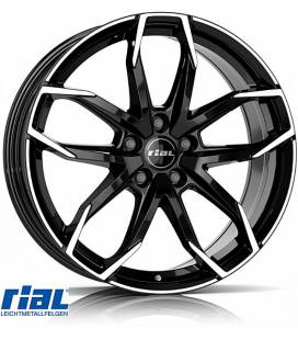 RIAL LUCCA 7,5X17, 5X114/45 (70,1) (Z) KG760 LUC75745B83-1