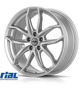 RIAL LUCCA 7,5X17, 5X110/29 (65,1) (S) KG735 LUC75729AC21-0