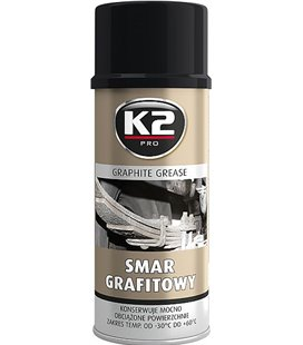K2 GRAPHITE GREASE GRAFIITMÄÄRE 400ML/AE K2W130