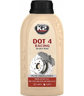 K2 DOT4 RACING PIDURIVEDELIK 250ML K2T126