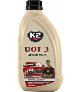 K2 DOT3 PIDURIVEDELIK 500ML K2T103