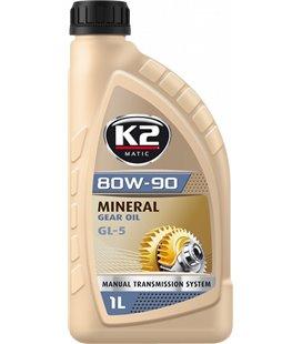 K2 MATIC 80W90 GL5 1L K2O8809001GL5
