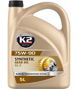 K2 MATIC 75W90 GL4/GL5 5L K2O5565S