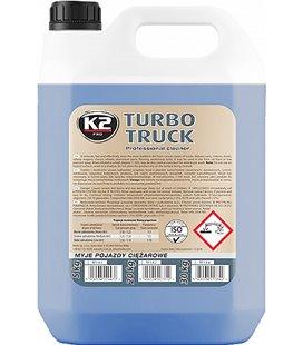 K2 TURBO TRUCK PROFESSIONAALNE PUHASTUSVAHEND 5L KONTS