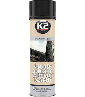 K2 ANTI-GRAVEL BLACK KIVIKAITSE 500ML/AE K2L310